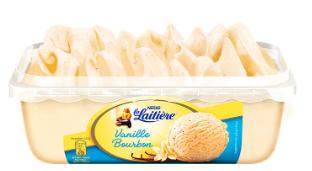 Crème glacée La Laitière - différentes variétés (via Shopmium)
