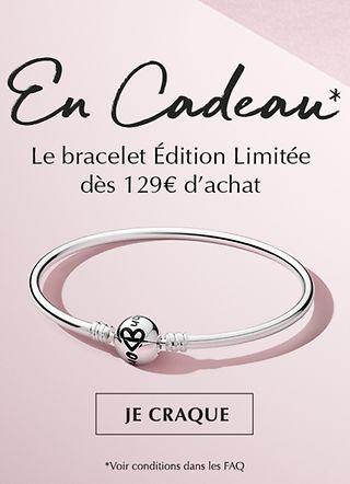 f3740dd375f Bracelet Pandora jonc édition limitée offert dès 129€ d achat