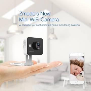 Caméra IP Zmodo 720p WiFi ZM-SH75D001