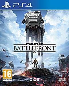 Stars Wars Battlefront sur PS4 (vendeur tiers)
