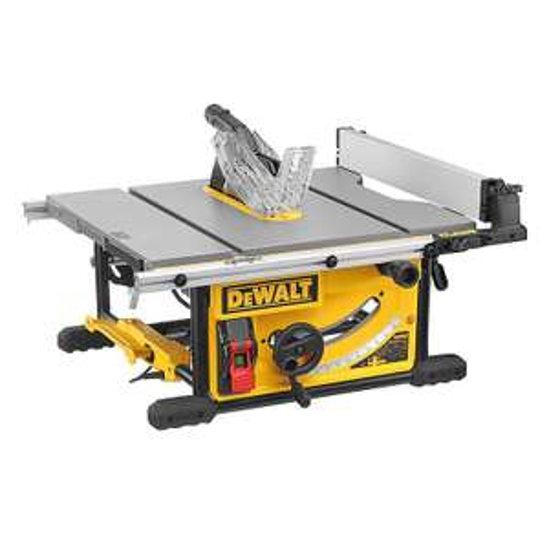 Scie à table Dewalt DWE7492-QS à 2000 Watt + Garantie 5 ans (toolnation.nl)