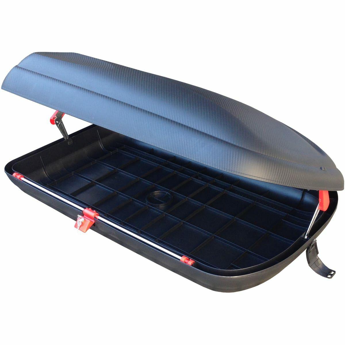 Coffre de toit universel - 320L