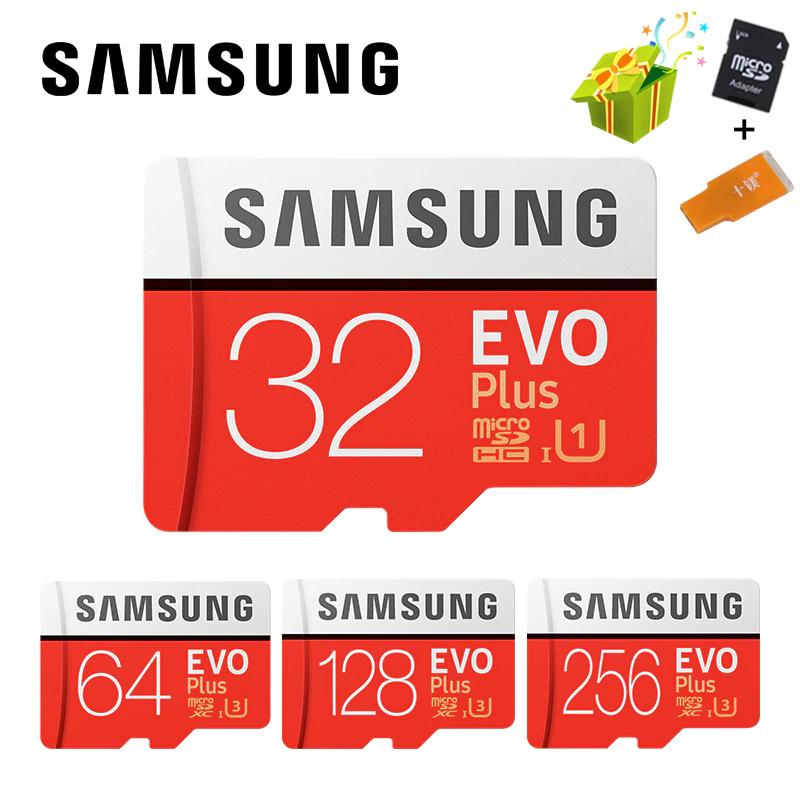 Carte micro SDHC Samsung Evo Class 10 - 32 Go