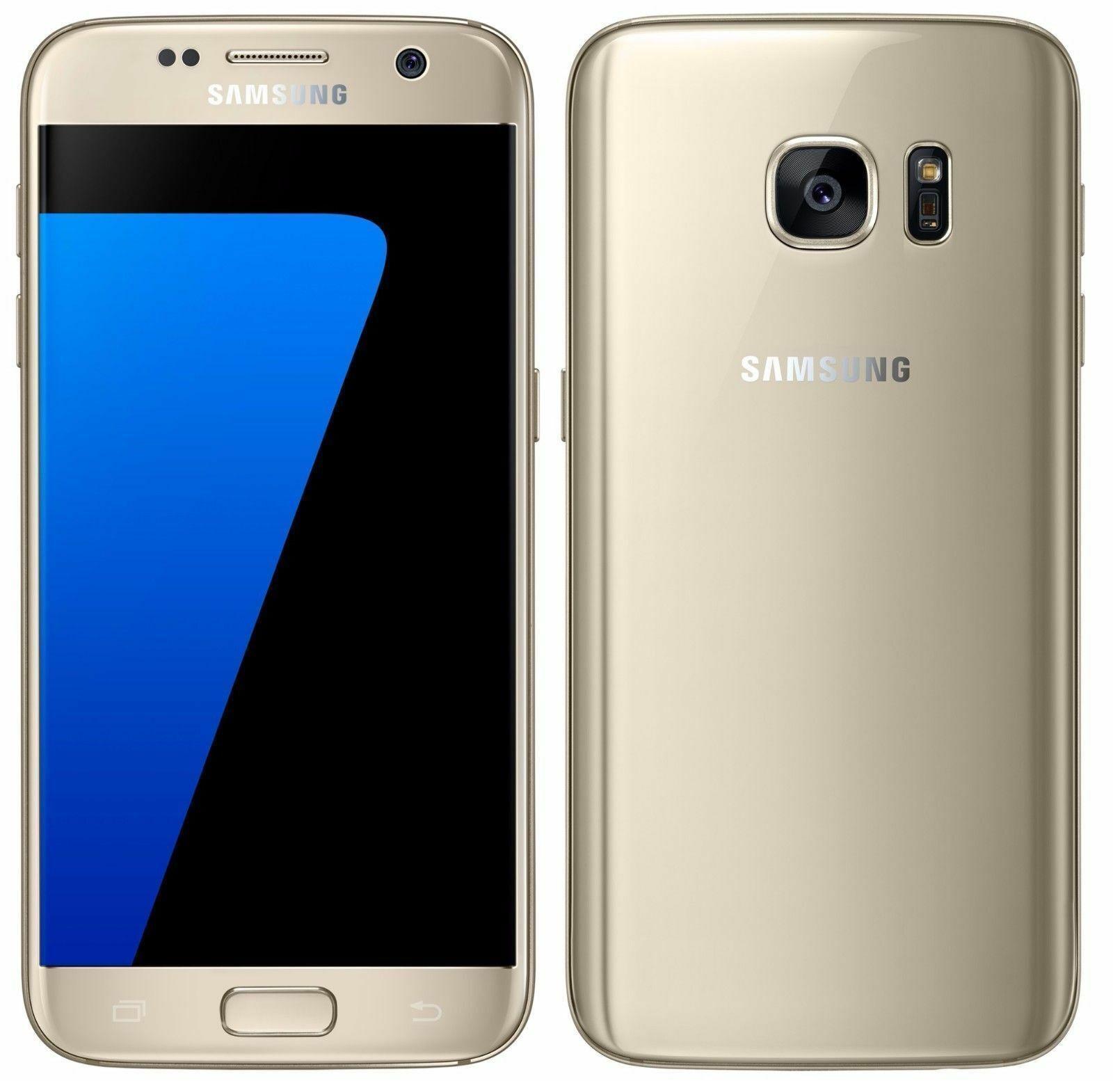 "Smartphone 5.1"" Samsung Galaxy S7 SM-G930W8"