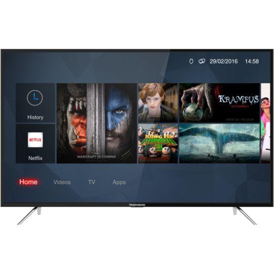 "TV LED 65"" Thomson 65UC6306 - UHD 4K, HDR Smart TV"