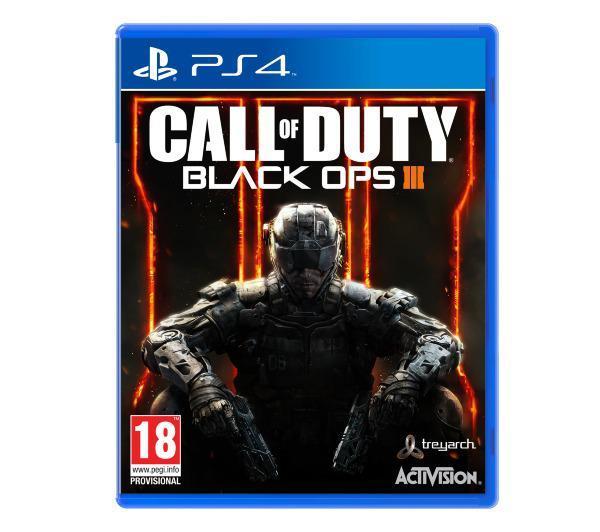 Précommande : Call of Duty Black Ops III sur PS3 et Xbox 360 à 39.9€ et sur PS4 et Xbox One