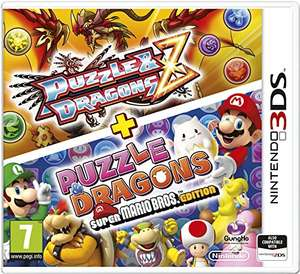 Puzzle and Dragons Z + Puzzle and Dragons Super Mario Bros sur Nintendo 3DS (Import Anglais - Vendeur tiers)
