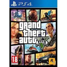 Grand Theft Auto V (GTA 5) sur PS4 (+ 1.70€ en SuperPoints)
