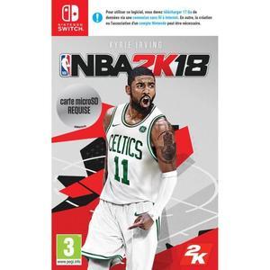 NBA 2K18 sur Nintendo Switch (Vendeur tiers)