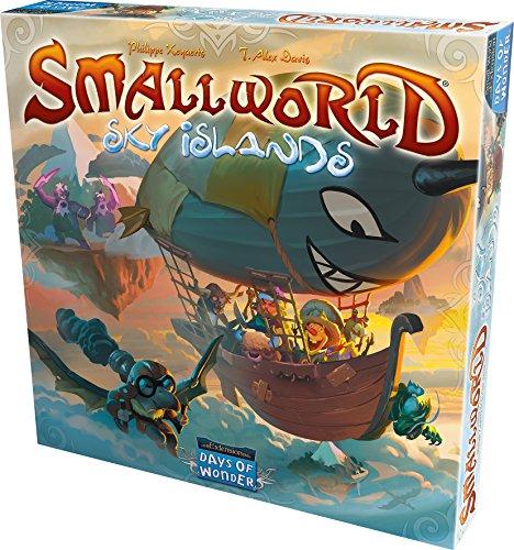 Jeu de Société Small World - Sky Islands (Extension)