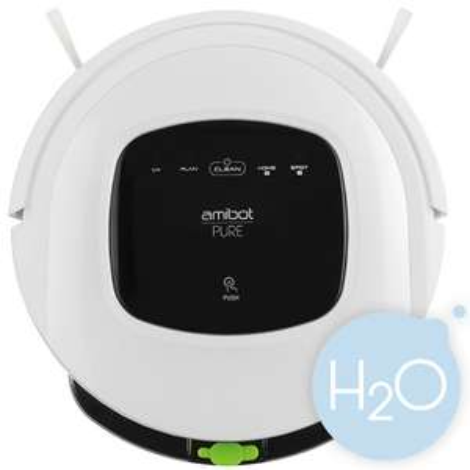Aspirateur et laveur Robot Amibot Pure H2ORéférence