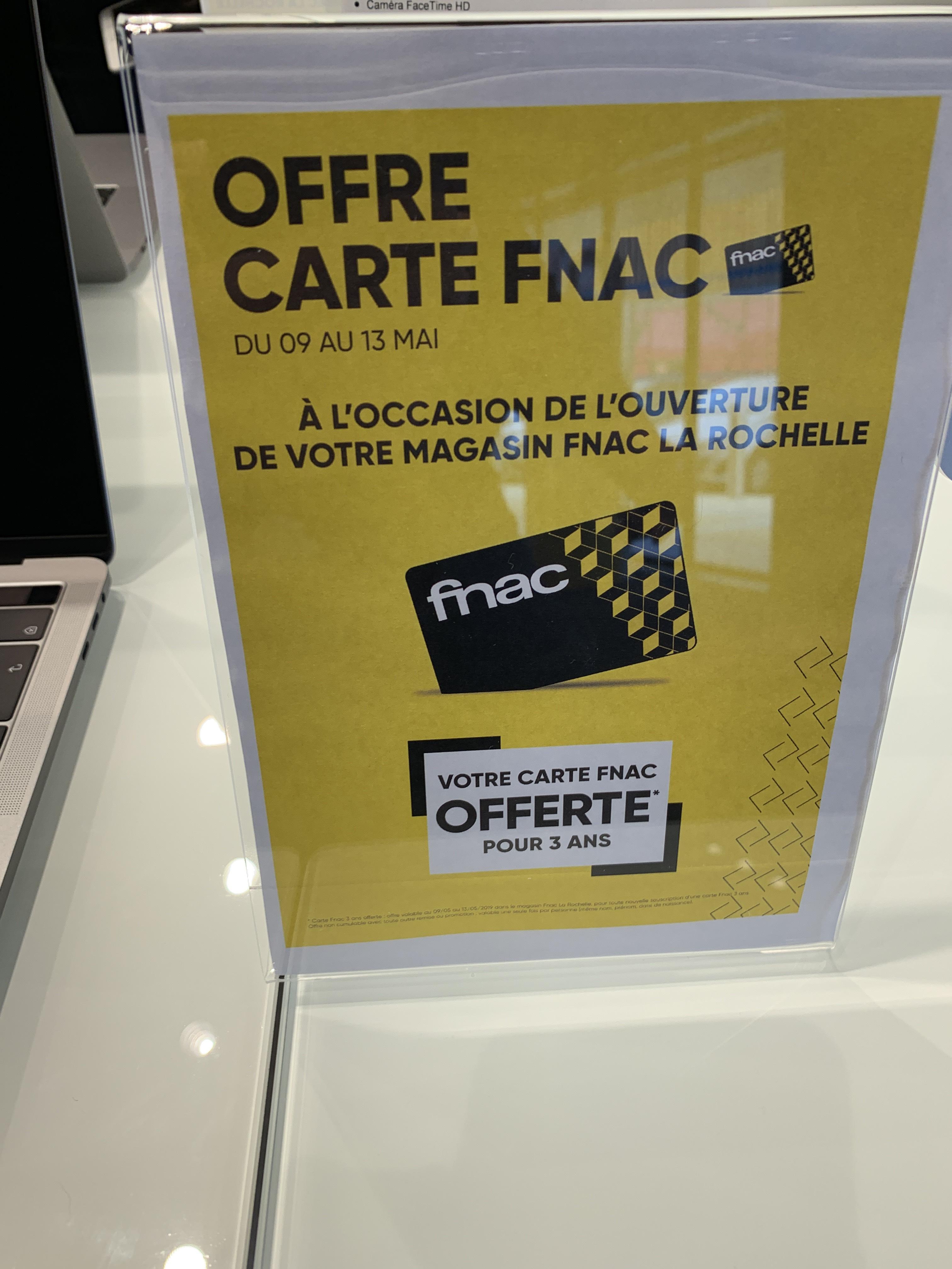 Bons Plans Adhérents Fnac Promotions En Ligne Et En Magasin Dealabs