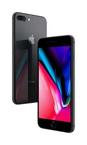 "Smartphone 5.5"" Apple iPhone 8 Plus - full HD, A11, 3 Go de RAM, 64 Go, noir"