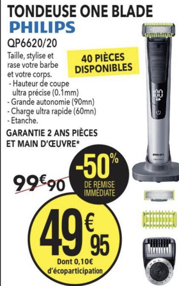 Rasoir électrique Philips One Blade Pro QP6620/20 - Brest (29)