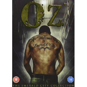 Oz intégrale en DVD