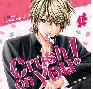 Sélection de 4 Mangas / Shojos dont Crush on you, Forever my love... offerts (Numérique)