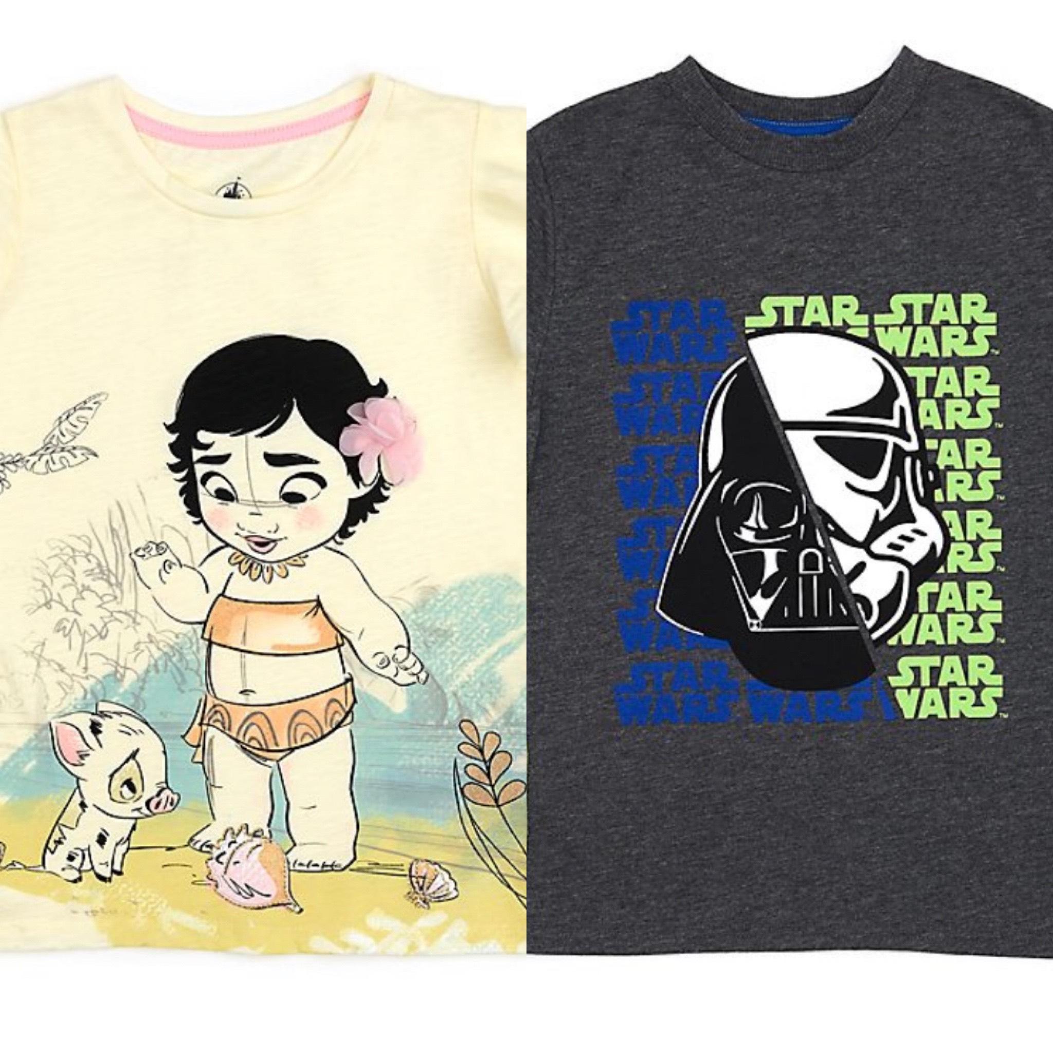50% de réduction sur le 2ème t-shirt Enfant parmi une sélection