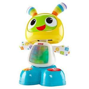 50% de réduction sur une sélection d'articles Fisher Price - Ex : Bebo le robot
