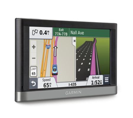 GPS Garmin Nüvi 2597 LMT - Info Trafic et carte (45 pays) gratuits à vie