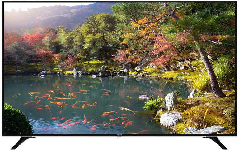 "TV 75"" Toshiba 75U6763DG - 4K UHD, LED, Smart TV"