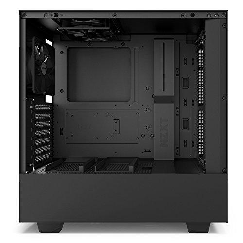 Boîtier PC NZXT H500 - Noir ou Noir&Rouge