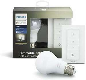 2 Pack Philips Hue dimming + Ampoule E27