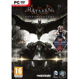 Batman Arkham Knight sur PC