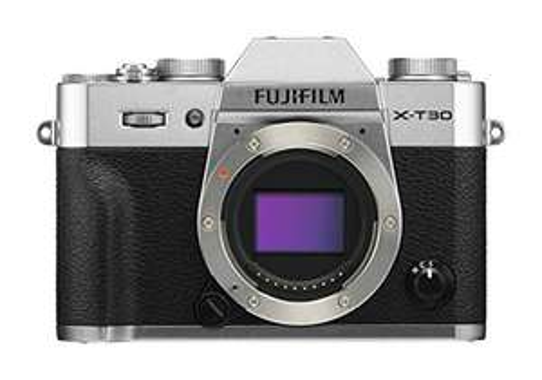 Appareil photo Hybride Fujifilm X-T30 - Gris (Boitier Nu)