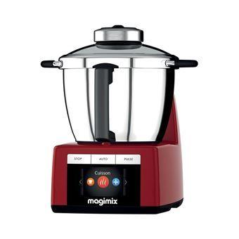 Robot cuiseur Magimix Cook Expert 18904 900 W - Rouge (+ Cadeaux Offerts via ODR)