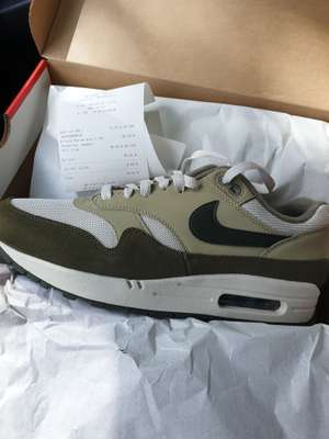 new styles f08e9 9b13f Baskets Nike Air Max 1 (Mulhouse 68)