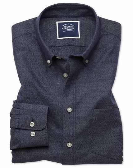Sélection de chemises Charles Tyrwhitt à moins 50% - Ex : Chemise Twill à 21,21€