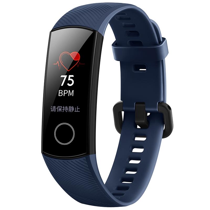 Bracelet connecté Huawei Honor Band 4 - Bleu