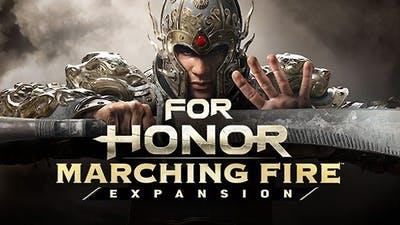 Extension Marching Fire pour For Honor sur PC (Dématérialisé - Uplay)