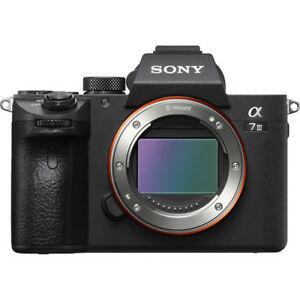 Appareil photo hybride Sony A7 III Mark 3 - Ecran LCD, Boitier nu