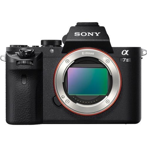 [Adhérents] Appareil photo hybride Sony Alpha A7 II - Noir, Boitier nu (via ODR de 150€)