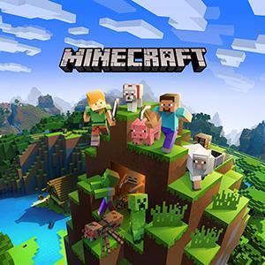 Jeu Minecraft sur Xbox One (Dématérialisé)