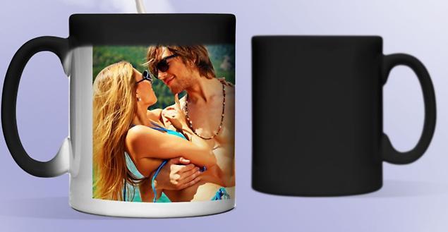 Mug magique personnalisable - 325ml