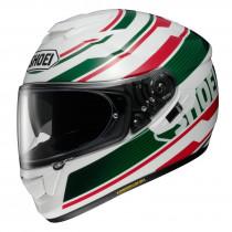 Casque de moto Shoei GT-Air Primal (Frais d'importation inclus, mandp.co.uk)
