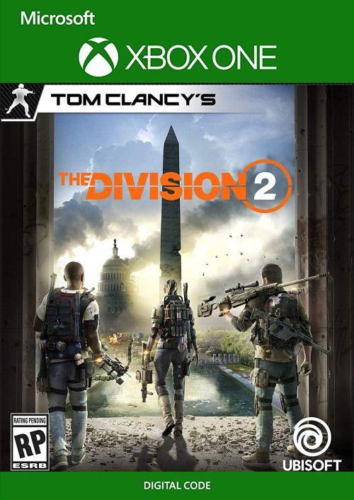 Jeu Tom Clancy's The Division 2 sur Xbox One (Dématérialisé)