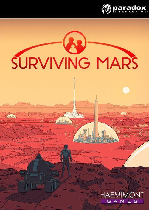 Jeu Surviving Mars sur PC (Dématérialisé)