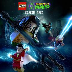 DLC Season Pass Super-Vilains DC sur PS4 (Dématérialisé)