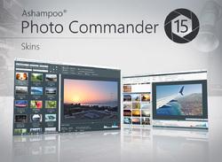 Logiciel Ashampoo Photo Commander 15 gratuit sur PC