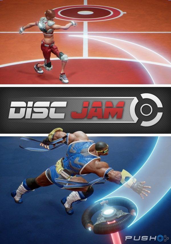 Jeu Disc Jam sur PC (Dématérialisé - Steam)