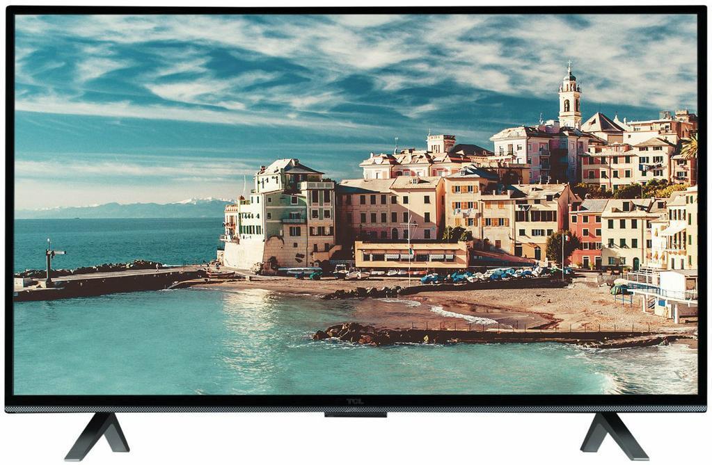 "TV 40"" TCL U40S6806S - 4K UHD (via ODR 70€)"