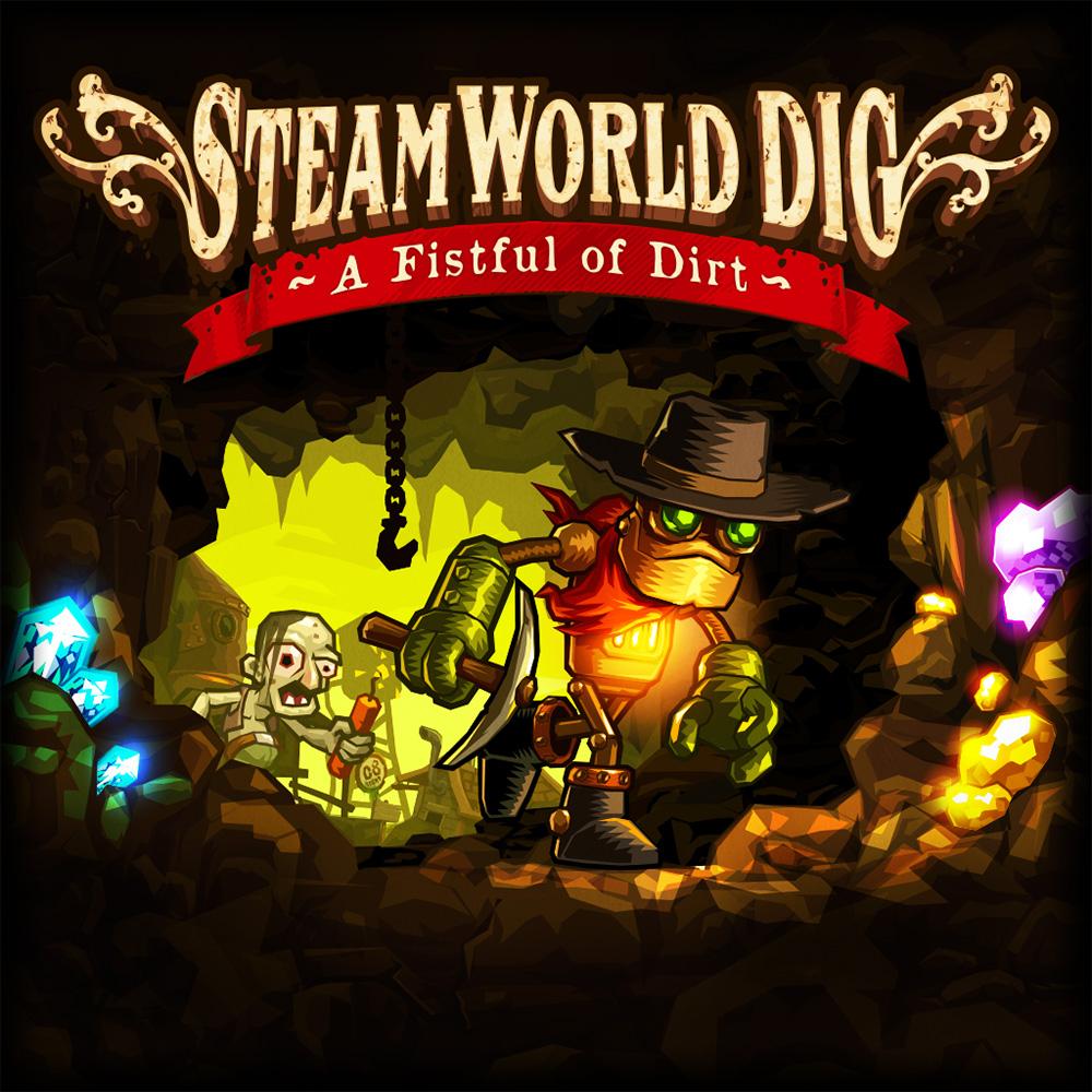 SteamWorld Dig sur Nintendo Switch, Wii U & 3DS (Dématérialisé)