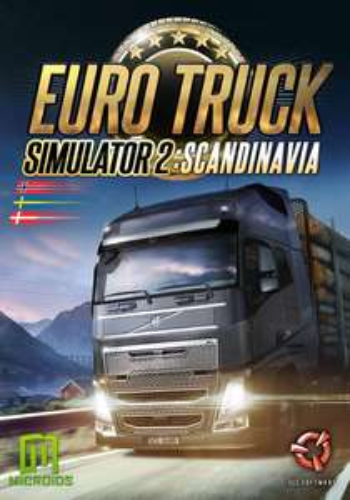 Contenu additionnel Euro Truck Simulator 2 : Scandinavia sur PC (Steam)