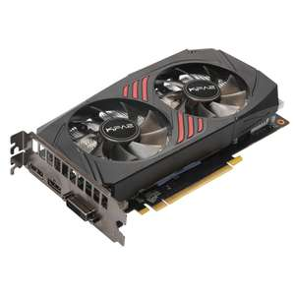 Carte Graphique KFA2 GeForce GTX 1060 OC Black 6Go + Bundle GeForce Fortnite sur PC