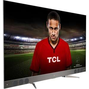 "TV QLED 55"" TCL U55X9006 - UHD 4K, HDR, Android TV, Son JBL"