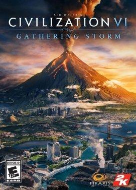 Sid Meier's Civilization VI: Gathering Storm sur PC (Dématérialisé - Steam)