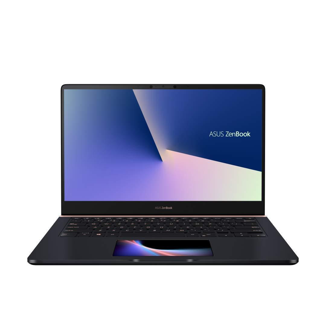 """PC Ultra-Portable 14"""" Asus ZenBook UX480FD-BE027T avec ScreenPad - Full HD, i7-8565U, RAM 8 Go, SSD 256 Go, GTX 1050 Max-Q 4 Go"""
